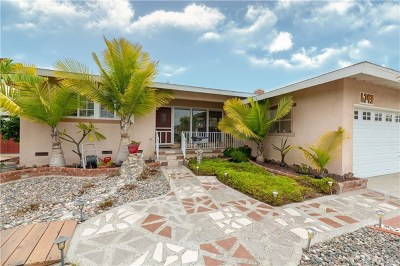 Long Beach Single Family Home For Sale: 6743 E Wardlow Road