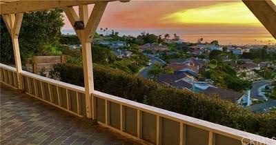 San Clemente Rental For Rent: 725 Avenida Presidio