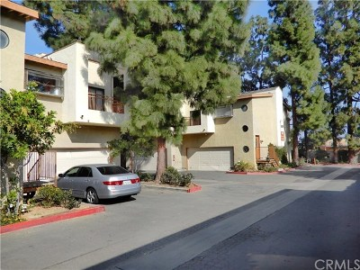 Garden Grove Multi Family Home For Sale: 13871 Shady Lane