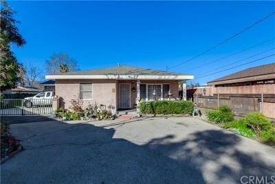 El Monte Single Family Home For Sale: 12063 Rio Hondo