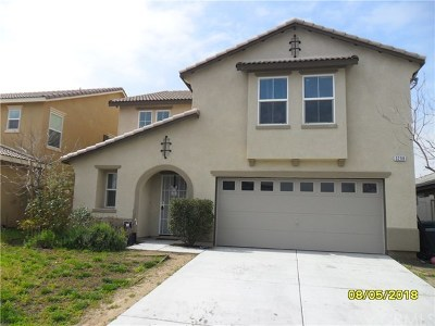 Perris Single Family Home For Sale: 3298 Appalachian Drive