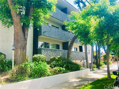 Burbank Condo/Townhouse For Sale: 4140 Warner Boulevard #112