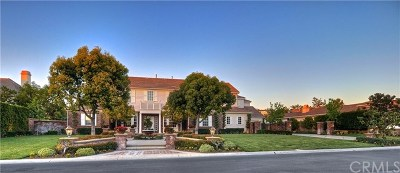 Yorba Linda Single Family Home For Sale: 19207 Green Oaks Road