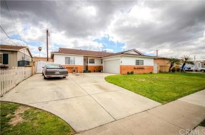 Fullerton Single Family Home For Sale: 1600 W Houston Avenue