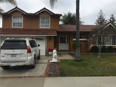 Anaheim Single Family Home For Sale: 1865 S Gail Lane