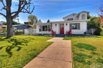 Costa Mesa Single Family Home For Sale: 447 Costa Mesa Street