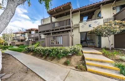 Santa Ana Condo/Townhouse For Sale: 1345 Cabrillo Park Drive #K13