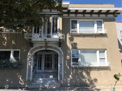 Long Beach Condo/Townhouse For Sale: 1109 E 1st Street #11
