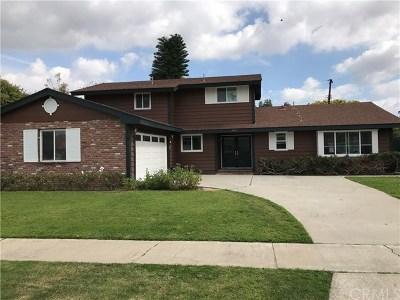 Tustin Single Family Home For Sale: 13452 Charloma Drive