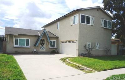 Garden Grove Single Family Home For Sale: 10552 Morningside Drive