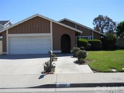 Chino Single Family Home For Sale: 6237 Serene Court