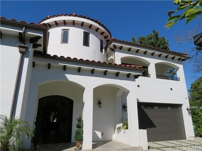 Single Family Home For Sale: 4239 Sepulveda Boulevard