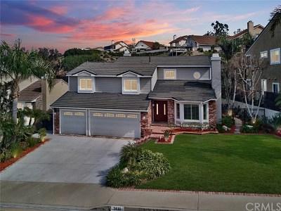 Anaheim Hills Single Family Home For Sale: 5410 E Estate Ridge Road