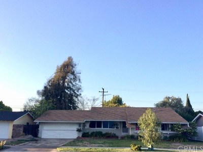 Costa Mesa Single Family Home For Sale: 420 Bucknell Road