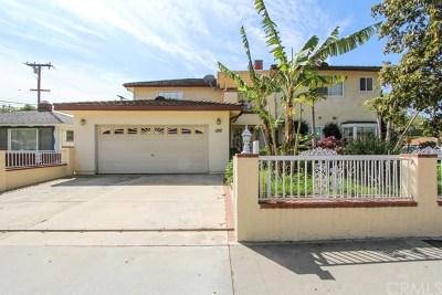 Santa Ana Single Family Home For Sale: 1150 W Santa Clara Avenue