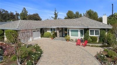 Fullerton Single Family Home For Sale: 1056 N Highland Avenue