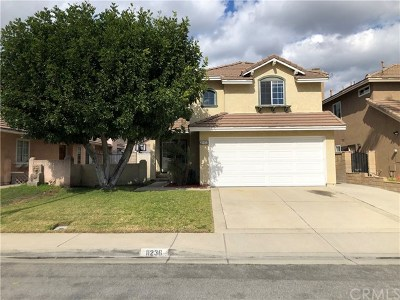 Rancho Cucamonga CA Single Family Home For Sale: $484,900