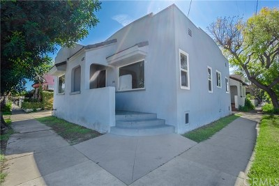 Los Angeles Single Family Home For Auction: 400 E 83rd Street