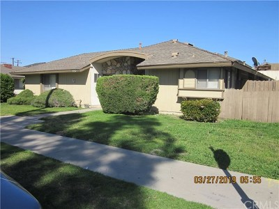 Anaheim Multi Family Home For Sale: 2124 S Euclid Street