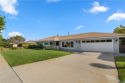 Fullerton Single Family Home For Sale: 912 Melody Lane