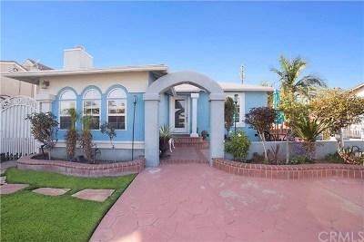 Downey Single Family Home For Sale: 8813 Elmont Avenue