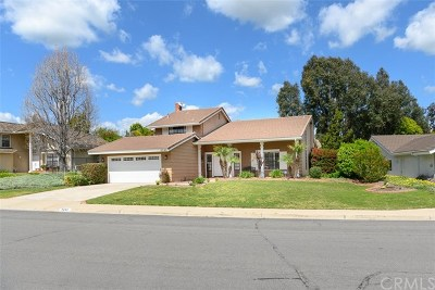 Yorba Linda Single Family Home For Sale: 5240 Avenida De Amor
