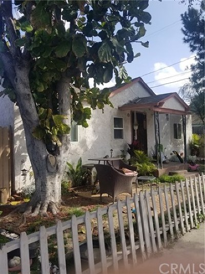 Santa Ana Multi Family Home For Sale: 623 S Flower Street
