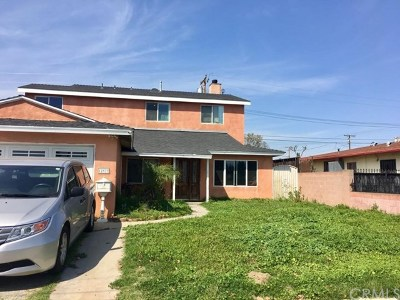 Norwalk Single Family Home For Sale: 12977 Foster Road