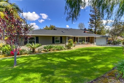 Fullerton Single Family Home For Sale: 3322 Hideaway Lane