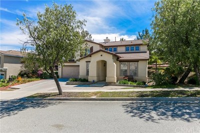 Corona Single Family Home For Sale: 3875 Wasatch Drive