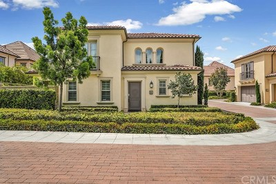 Irvine Condo/Townhouse For Sale: 80 Scented Violet