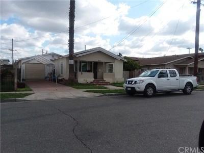 Norwalk Multi Family Home For Sale: 12043 Sycamore Street