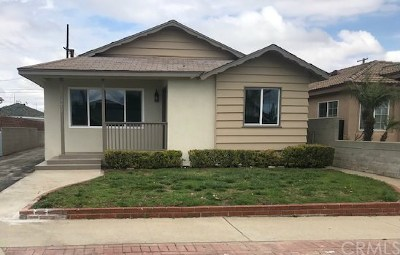 Hawthorne Single Family Home For Sale: 5017 W 134th Street