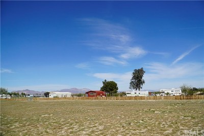 Newberry Springs Residential Lots & Land For Sale: 45464 Bedford Road