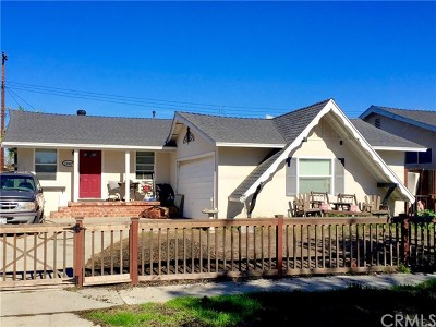 Lakewood Single Family Home For Sale: 11419 214th Street