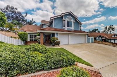 Yorba Linda Single Family Home For Sale: 5570 Camino Caluroso