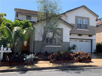 Costa Mesa Single Family Home For Sale: 1207 Citrus Place