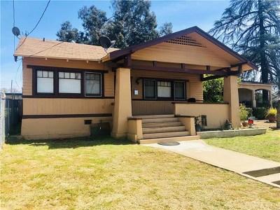 Riverside Single Family Home For Sale: 1816 Main Street
