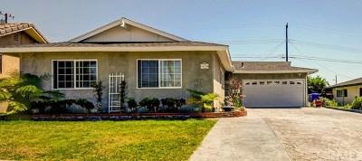 La Mirada Single Family Home For Sale: 14308 Coolbank Drive