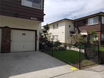 Whittier Condo/Townhouse For Sale: 6333 Bright Avenue #1C