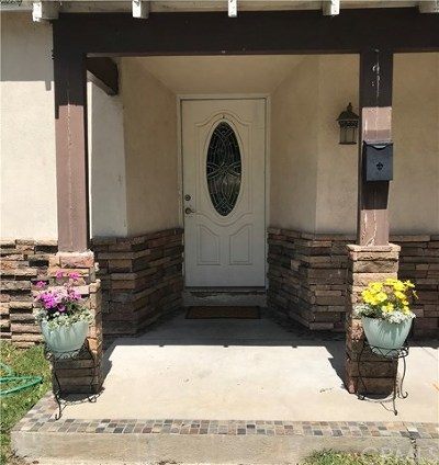 Single Family Home For Sale: 2811 W Verdugo Ave