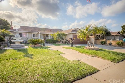 Santa Ana Single Family Home For Sale: 2606 Deodar Street