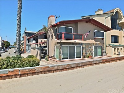 Long Beach Single Family Home For Sale: 6601 E Seaside Walk