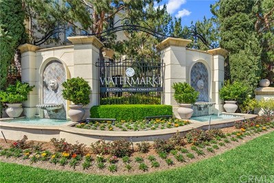 Irvine Condo/Townhouse For Sale: 3157 Watermarke Place