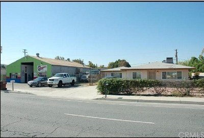 Highland Commercial For Sale: 27381 5th Street