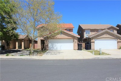 Victorville Single Family Home For Sale: 14410 Hidden Rock Road