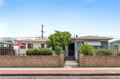 Anaheim Single Family Home For Sale: 702 S Pine Street