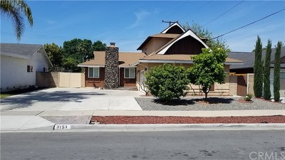 Costa Mesa Single Family Home For Sale: 3153 Cork Lane