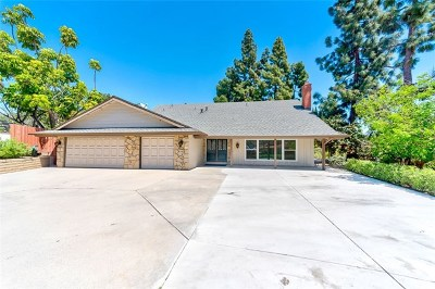 La Mirada Single Family Home For Sale: 12130 Del Vista Drive