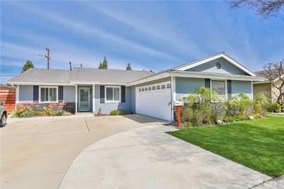 Garden Grove Single Family Home For Sale: 5381 Trinette Avenue